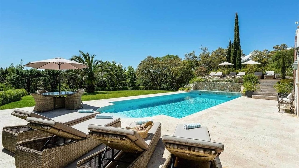 villas for rent Saint-Tropez - MyBelleVallee